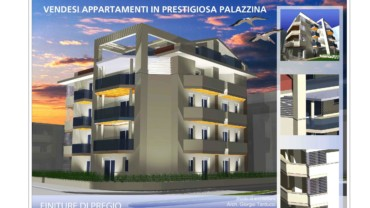Appartamenti di varie metrature in vendita a Corpolò