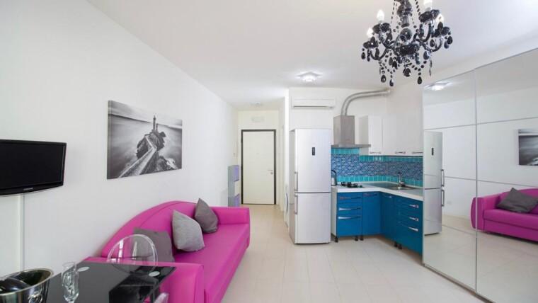 Monolocale uso ufficio in vendita a San Giuliano mare