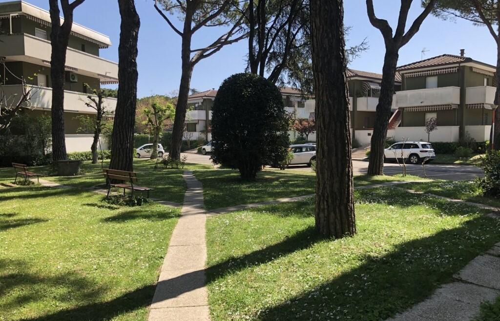 Attico in residence con piscina in vendita a Riccione